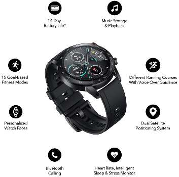 Honor Magic Watch 2 Features Overview