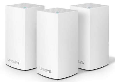 Linksys Dual Band WiFi Mesh System