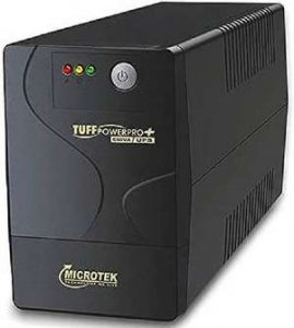 Microtek UPS Battery for PC with 650VA