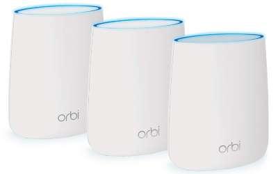 Netgear Orbi RBK23 Home Mesh WiFi System