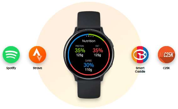Samsung Galaxy Watch Active 2 Features