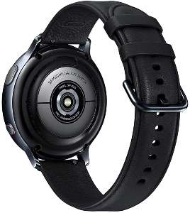 Samsung Galaxy Watch Active 2 Leather Belt