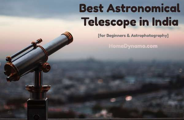 Astronomical Telescope for Viewing Planets & Deep Space Photography