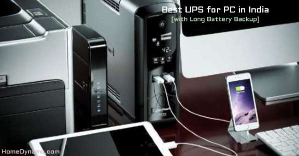 Best UPS for PC with Multiple Output Ports