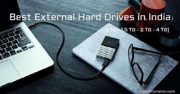 Best External Hard Drive India
