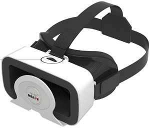irusu mini vr headset for 3D movies