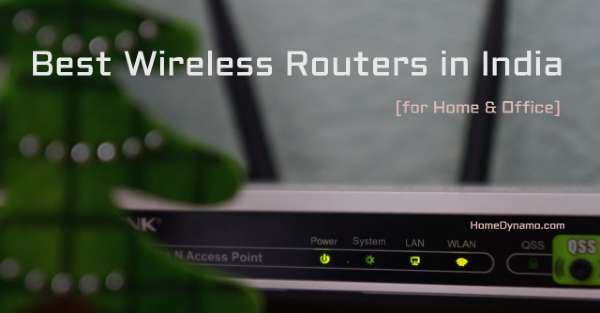 Best Wireless Router India