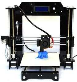 Rapid Rabit Prusa I3 Budget 3D Printer