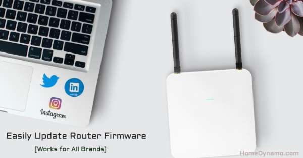 Update WiFi Router with Latest Firmware Version